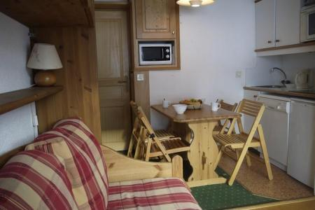 Location au ski Studio 4 personnes (459) - Résidence Pralin - Méribel-Mottaret