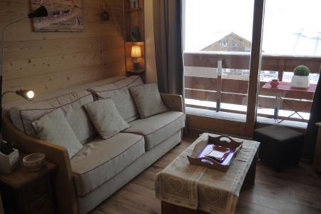 Location au ski Studio 4 personnes (520) - Résidence Pralin - Méribel-Mottaret