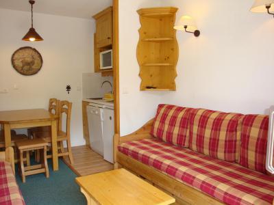 Location au ski Appartement 2 pièces 4 personnes (910) - Résidence Pralin - Méribel-Mottaret