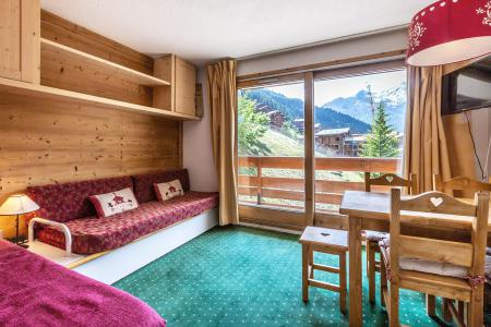 Location au ski Appartement 2 pièces 4 personnes (512) - Résidence Pralin - Méribel-Mottaret