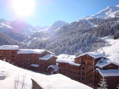 Location au ski Studio 4 personnes (808) - Résidence Pralin - Méribel-Mottaret