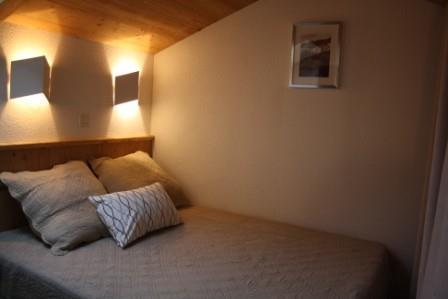 Location au ski Appartement 3 pièces cabine 6 personnes (371) - Résidence Pralin - Méribel-Mottaret - Lit double