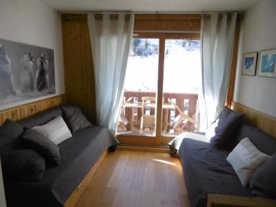 Location au ski Studio coin montagne 4 personnes (MO PRA 815T) - Résidence Pralin - Méribel-Mottaret - Canapé-lit