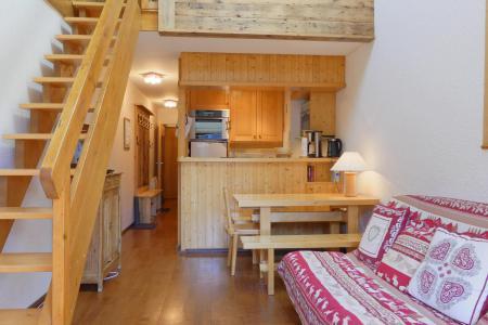 Location au ski Appartement duplex 3 pièces cabine 7 personnes (070) - Résidence Provères - Méribel-Mottaret