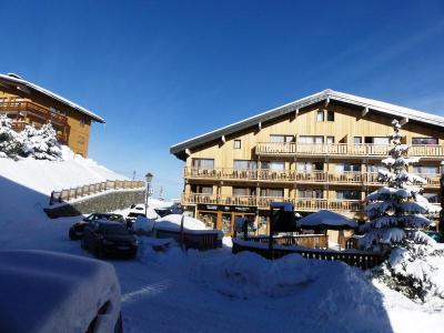 Location au ski Studio 2 personnes (008) - Résidence Roc de Tougne - Méribel-Mottaret