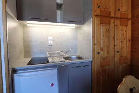 Location au ski Studio cabine 3 personnes (018) - Résidence Roc de Tougne - Méribel-Mottaret