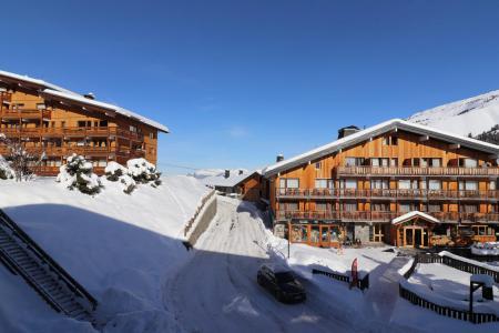 Location au ski Studio 4 personnes (030) - Résidence Roc de Tougne - Méribel-Mottaret