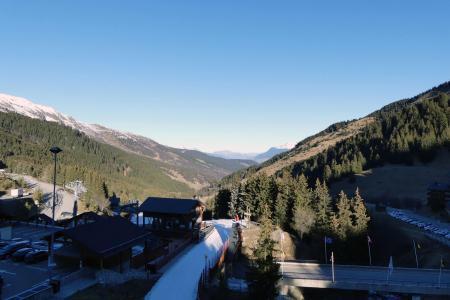 Location au ski Studio 2 personnes (410) - Résidence Ruitor - Méribel-Mottaret