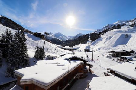 Location au ski Studio coin montagne 4 personnes (506) - Résidence Ruitor - Méribel-Mottaret