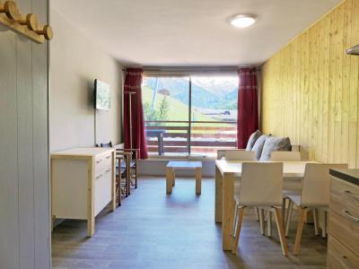 Location au ski Appartement 2 pièces 4 personnes (307) - Résidence Ruitor - Méribel-Mottaret - Séjour