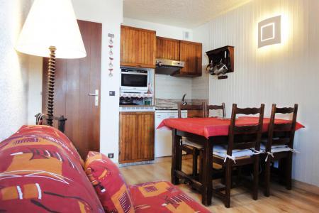 Location au ski Appartement 2 pièces 4 personnes (709) - Résidence Ruitor - Méribel-Mottaret - Séjour
