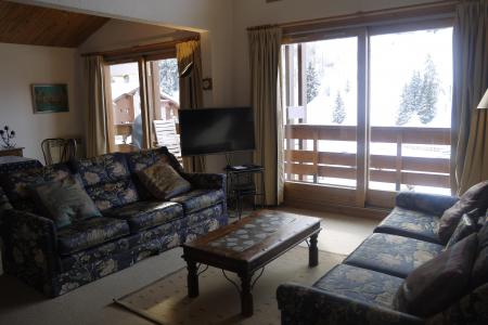 Location au ski Appartement 4 pièces 6 personnes (017) - Résidence Sherpa - Méribel-Mottaret