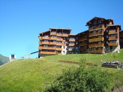 Location au ski Studio 4 personnes (524) - Résidence Tuéda - Méribel-Mottaret