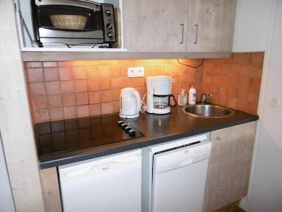 Location au ski Appartement 3 pièces 6 personnes (952) - Résidence Tuéda - Méribel-Mottaret - Kitchenette