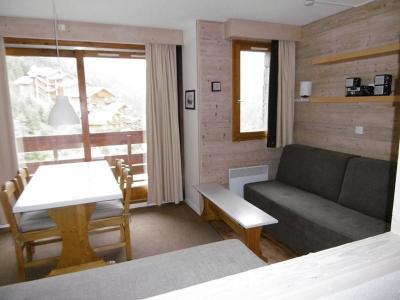 Location au ski Appartement 3 pièces 6 personnes (952) - Résidence Tuéda - Méribel-Mottaret - Séjour