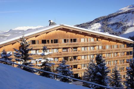 Location Méribel : Résidence Vanoise hiver