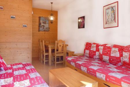 Location au ski Appartement 2 pièces coin montagne 5 personnes (019) - Résidence Vanoise - Méribel-Mottaret - Intérieur