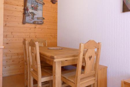 Location au ski Appartement 2 pièces coin montagne 5 personnes (019) - Résidence Vanoise - Méribel-Mottaret - Plan