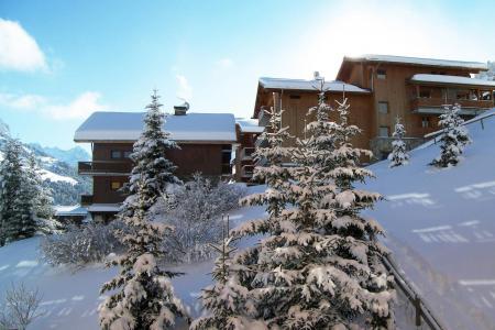 Location au ski Appartement 2 pièces coin montagne 5 personnes (019) - Résidence Vanoise - Méribel-Mottaret