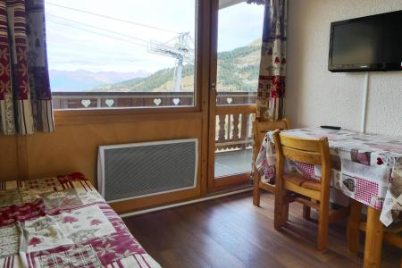 Location au ski Appartement 2 pièces 3 personnes (016) - Résidence Vanoise - Méribel-Mottaret