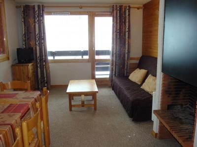 Location au ski Appartement 3 pièces 8 personnes (019) - Résidence Verdons - Méribel-Mottaret - Séjour