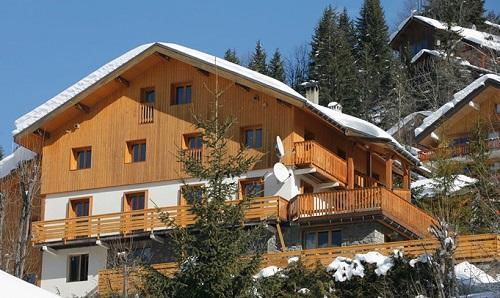 Hotel au ski Hotel Eliova Le Genepi
