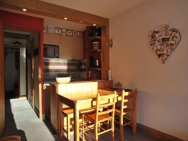 Location au ski Appartement 2 pièces 5 personnes (885) - La Residence Les Barons - Méribel