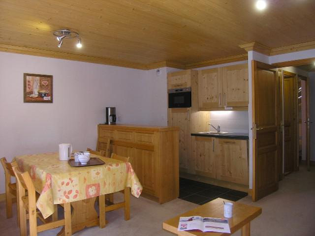 Location au ski Appartement 2 pièces 4 personnes (14) - Residence Aubepine - Méribel - Salle de bains