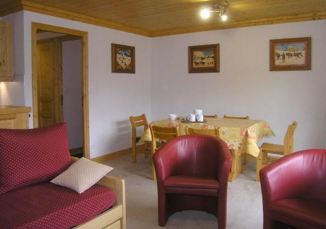 Location au ski Appartement 3 pièces 6 personnes (3) - Residence Aubepine - Méribel - Cuisine