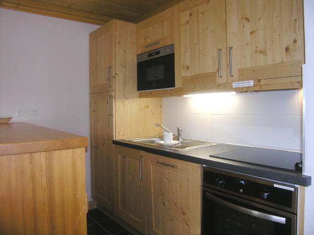 Location au ski Appartement 3 pièces 6 personnes (3) - Residence Aubepine - Méribel - Salle de bains