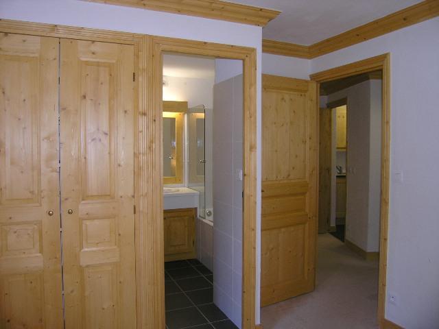 Location au ski Appartement 3 pièces 6 personnes (5) - Residence Aubepine - Méribel - Chambre
