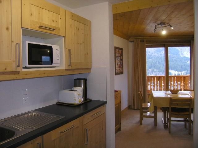 Location au ski Appartement 3 pièces 6 personnes (5) - Residence Aubepine - Méribel - Salle de bains