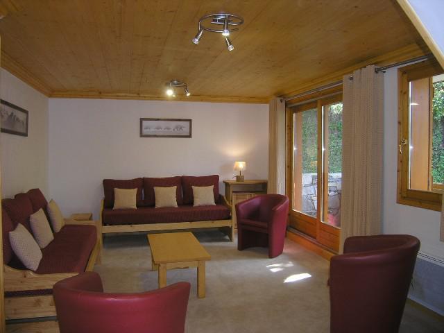 Location au ski Appartement duplex 5 pièces 10 personnes (16) - Residence Aubepine - Méribel - Escalier