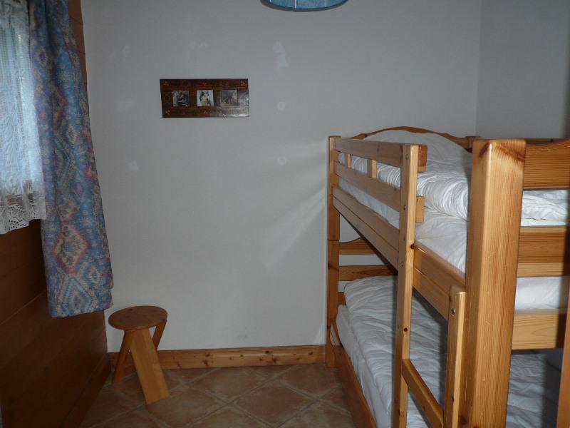 Location au ski Appartement 3 pièces 4 personnes (6D R) - Residence Bergerie Des 3 Vallees D - Méribel - Lits superposés