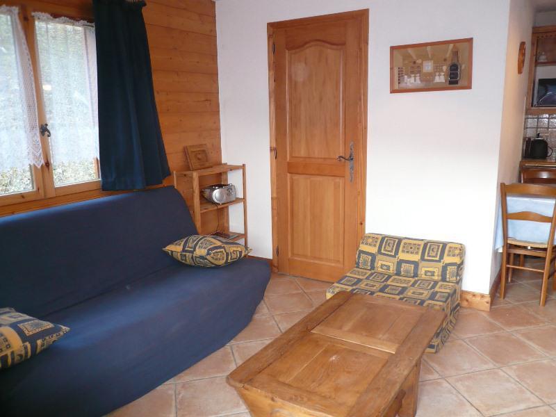 Location au ski Appartement 3 pièces 4 personnes (6D R) - Residence Bergerie Des 3 Vallees D - Méribel - Séjour