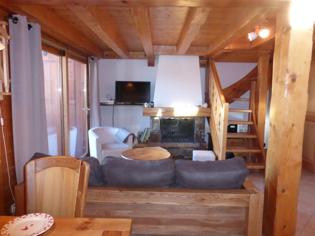 Location au ski Appartement 3 pièces 7 personnes - Residence Jardin D'eden - Méribel