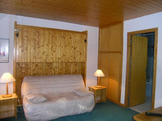 Location au ski Studio 4 personnes (13) - Residence La Foret - Méribel - Cuisine