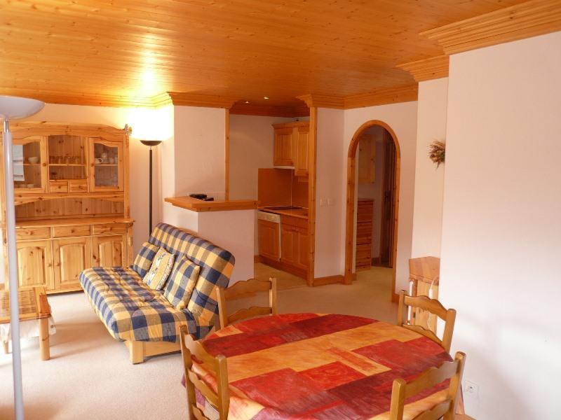 Location au ski Appartement 2 pièces 4 personnes (14) - Residence Lachat - Méribel