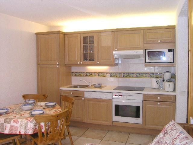 Location au ski Appartement 2 pièces 4 personnes (A1) - Residence Le Petaru - Méribel - Salle de bains