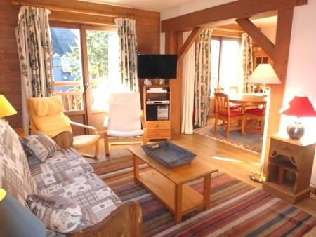 Location au ski Appartement 2 pièces 6 personnes - Residence Le Squaw Valley - Méribel