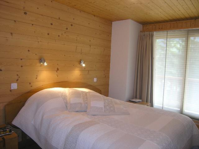 Location au ski Appartement duplex 4 pièces 8 personnes (1) - Residence Le Vallon - Méribel - Chambre