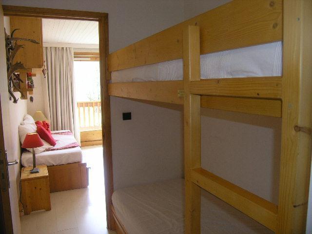 Location au ski Studio divisible 6 personnes (10) - Residence Les Brimbelles - Méribel - Entrée