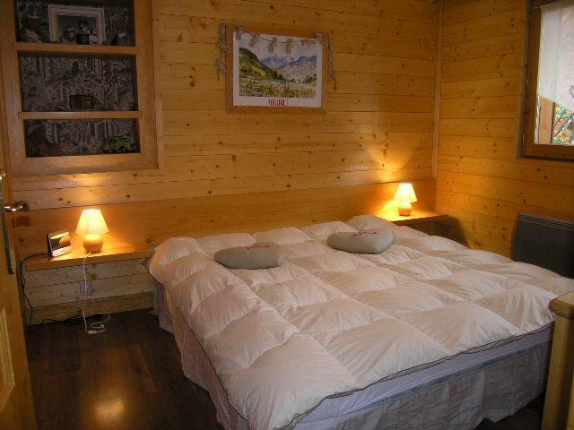 Location au ski Appartement 3 pièces 7 personnes (16) - Residence Les Silenes - Méribel - Chambre