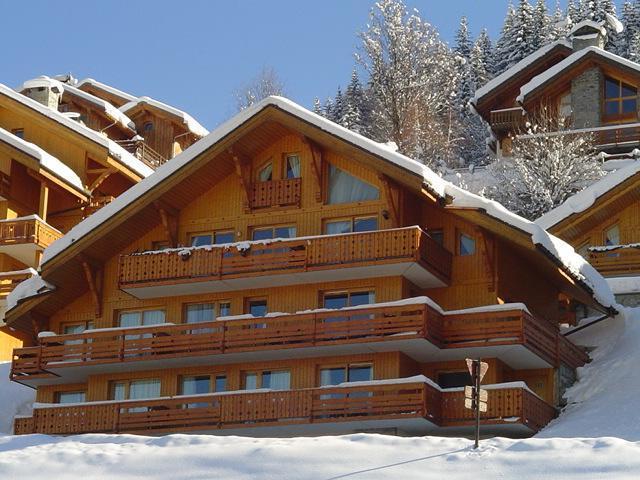 Location au ski Residence Tsanteleina - Méribel