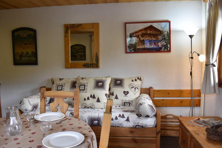 Location au ski Appartement 2 pièces 4 personnes (3) - Chalet Alpen Rose - Méribel - Plan