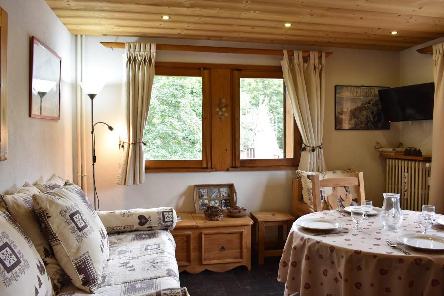 Alquiler al esquí Apartamento 2 piezas para 4 personas (3) - Chalet Alpen Rose - Méribel