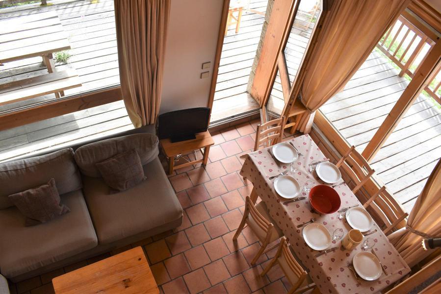 Location au ski Chalet duplex 3 pièces 6 personnes (MRB000-107) - Chalet Bonmartin - Méribel - Séjour