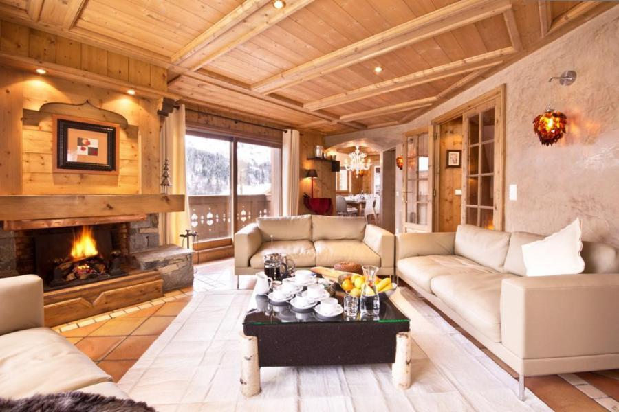 Alquiler al esquí Chalet Brioche - Méribel - Estancia
