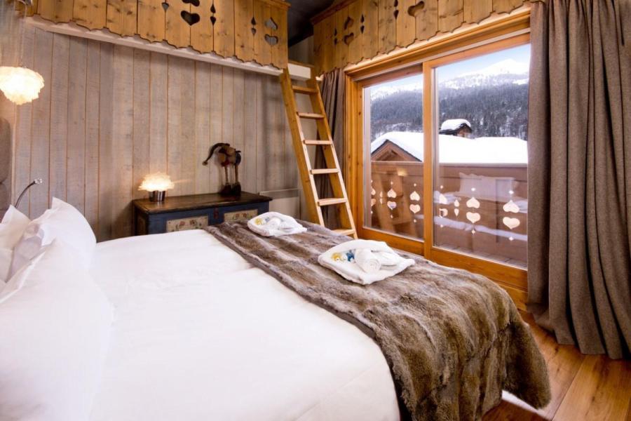 Alquiler al esquí Chalet Brioche - Méribel - Habitación