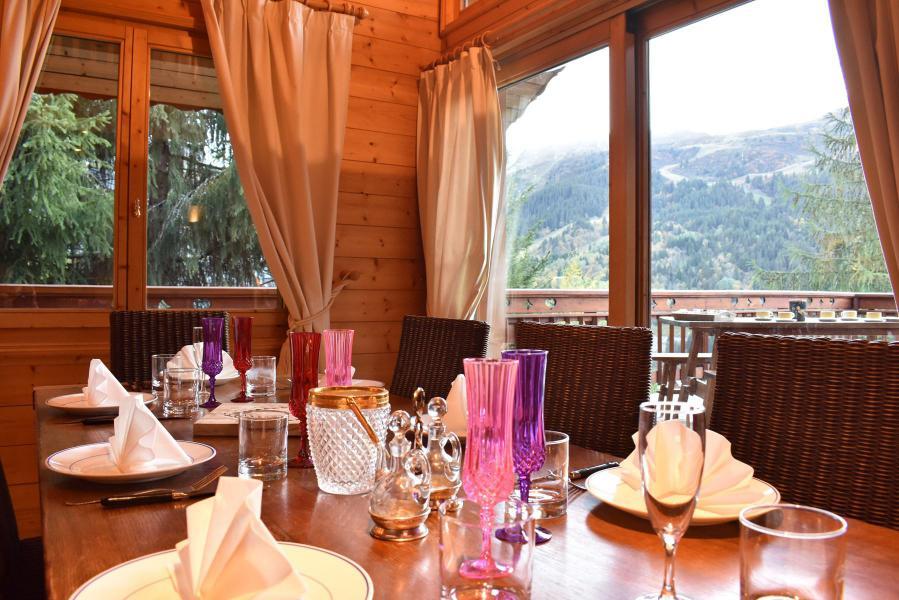 Alquiler al esquí Chalet 6 piezas para 12 personas - Chalet Cret Voland - Méribel